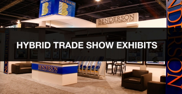 Custom Rental vs. Hybrid Trade Show Exhibits