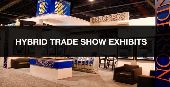 Custom Rental vs. Hybrid Trade Show Exhibits