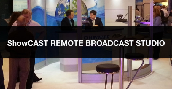 ShowCAST Remote Broadcast Studio