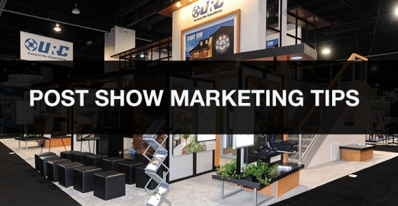 Post Trade Show Marketing Tips