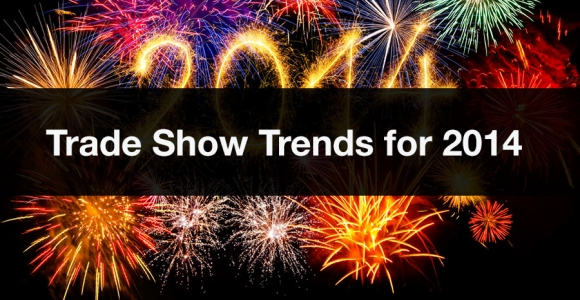 5 Trade Show Trends for 2014