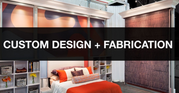 Custom Exhibit Design & Fabrication