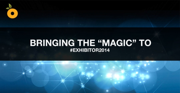 "DesignShop - Bringing the ""MAGIC"" to EXHIBITOR 2014"