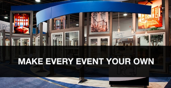 Make Every Trade Show Event Your Own