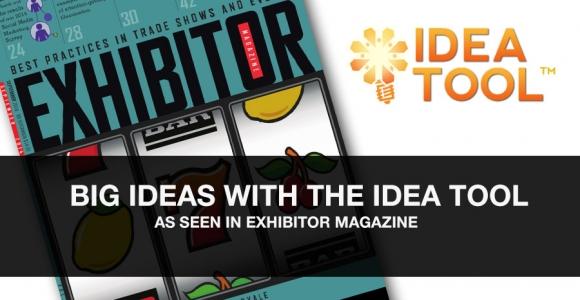 Big Ideas with DesignShop's Idea Tool