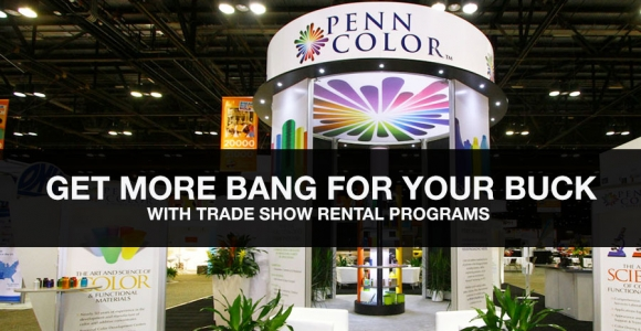 Get More Bang for Your Buck with Custom Trade Show Rentals