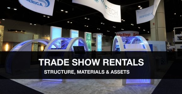 How Materials and Structures Effect Your Rental Exhibit