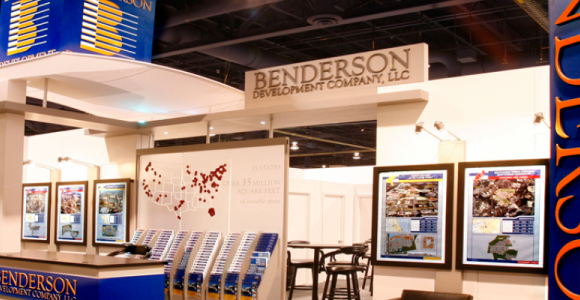 Rental Trade Show Exhibit