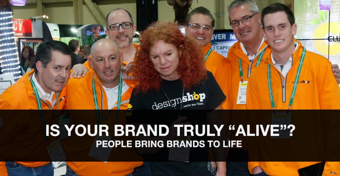 Is Your Brand and Trade Show Program Alive?
