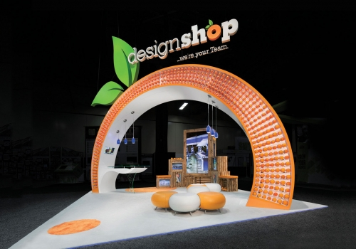 DesignShop Signature Trade Show Exhibit